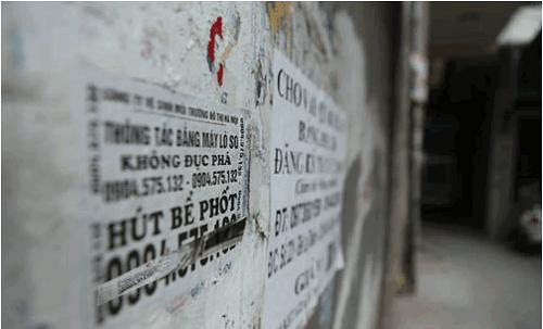 Thông hút bể phốt tại Hà Tĩnh