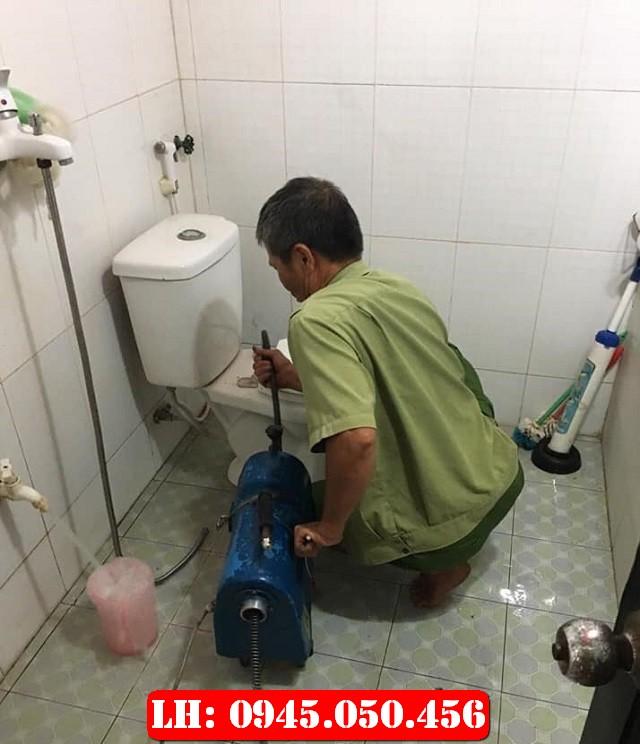 Thông tắc nhà vệ sinh tại Hà Tĩnh